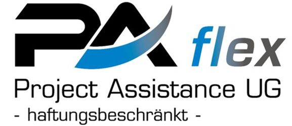 Logo von PA flex Project Assistance UG